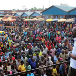 Crowd in Rwanda at a Umurage event